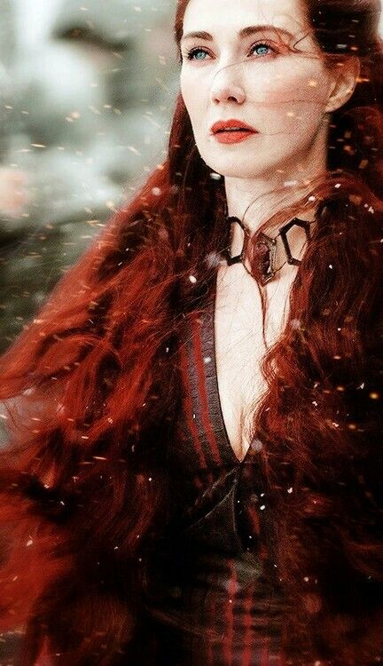 Red Woman Melisandre Game Of Thrones Fans Game Of Thrones Costumes