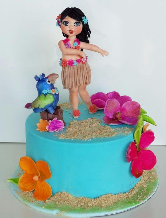 Hawaii Cake Cake Decorating Pinterest Hawaii Cake Hawaii And Cake