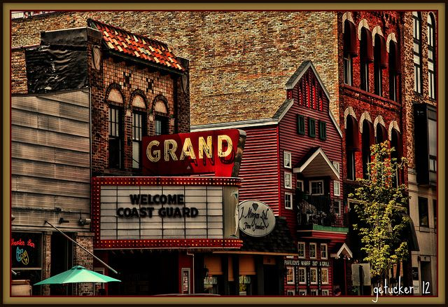 The Grand Theater Grand Haven MI in 2019 | Grand haven ...