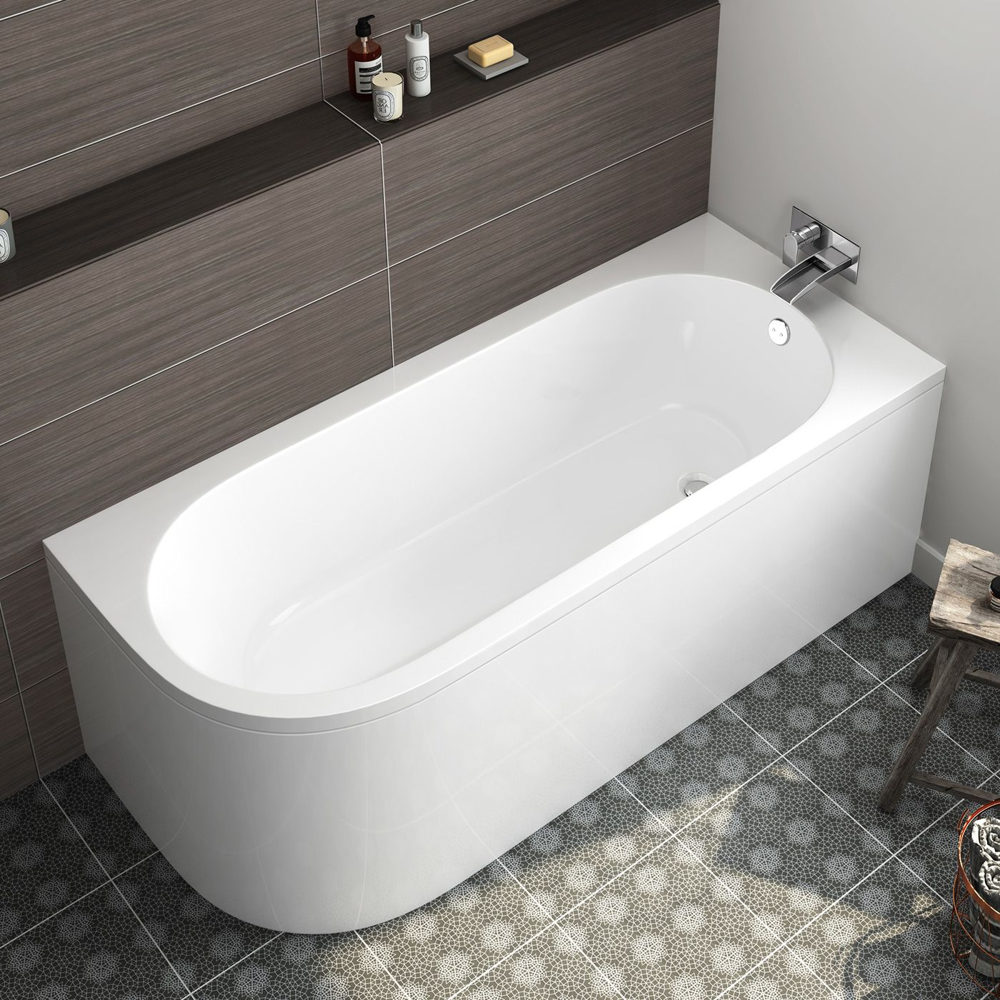 corner bathtub - Yahoo Image Search Results   Bath remodel ideas ...