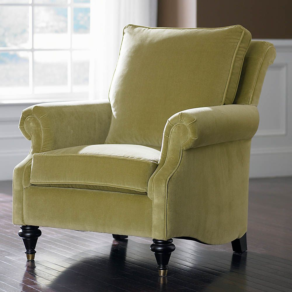 Oxford Accent Chair in 2019 Upholstered accent chairs