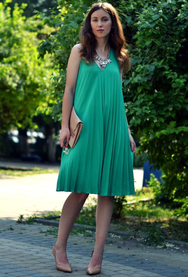 @roressclothes closet ideas #women fashion Lovely Emerald ...