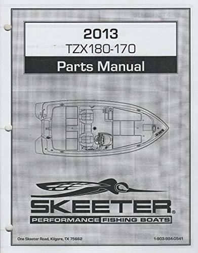 1977 Skeeter Bass Boat Manual Guide