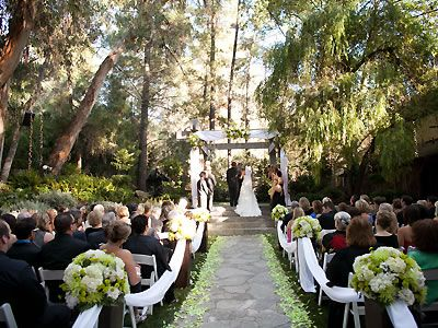Calamigos Ranch Malibu For Weddings A 1 500 Nonrefundable Deposit Is Required To