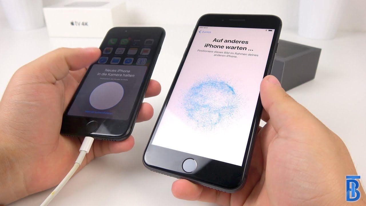 Iphone Sichern Und Auf Neues Iphone Übertragen