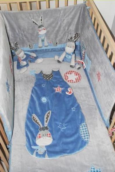tour de lit bébé titoutam http://.doudouplanet.com/Titoutam/Tour de lit ane gaston.26085  tour de lit bébé titoutam