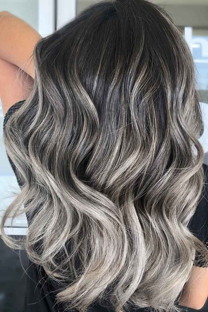 The Breathtaking Ash Blonde Hair Gallery: 24 Trendy & Cool-Toned Ideas For Everyone #ashblondebalayage