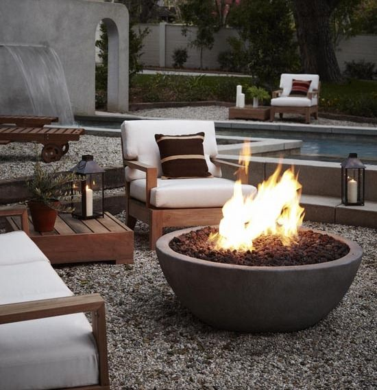 outdoor fire pits canada