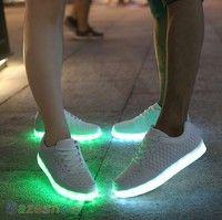 Nada Mejor Que Brillar En La Oscuridad Ser La Luz Del Mundo In 2021 Sport Shoes Fashion Led Shoes Light Up Shoes