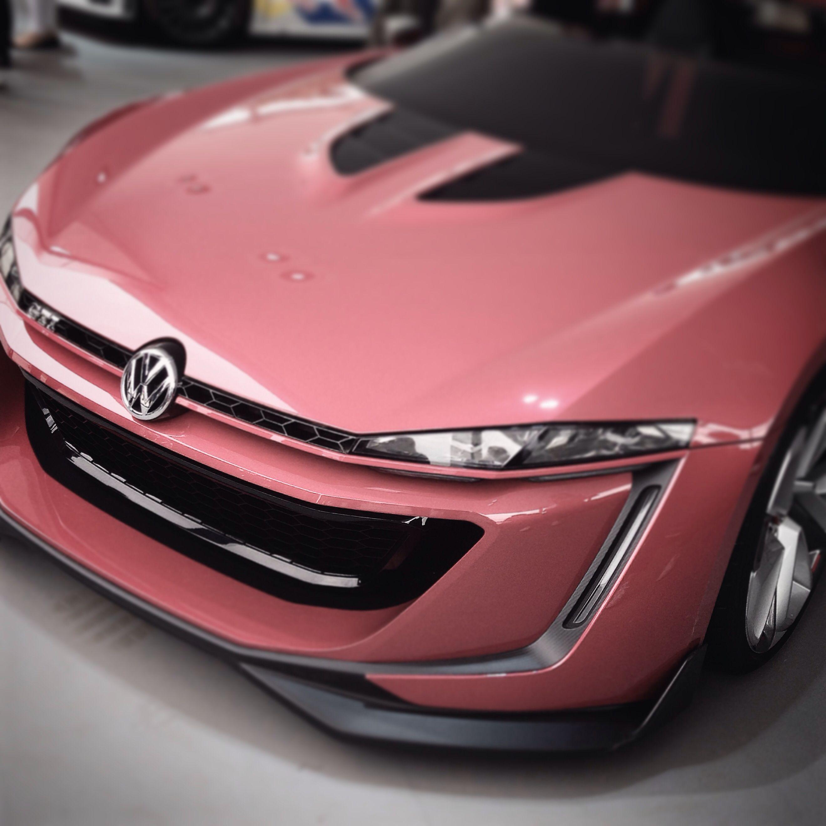 VW GTI Roadster Concept G I R L Y • G I R L Pinterest