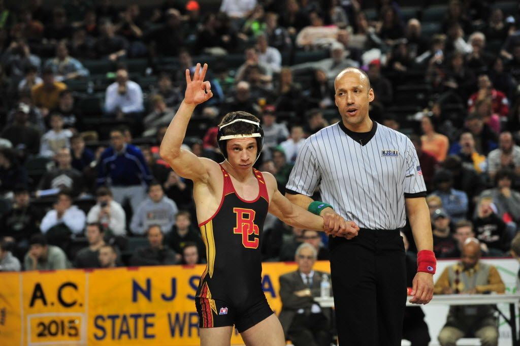 Bergen Catholic S Nick Suriano Has Verbally Committed To Wrestle