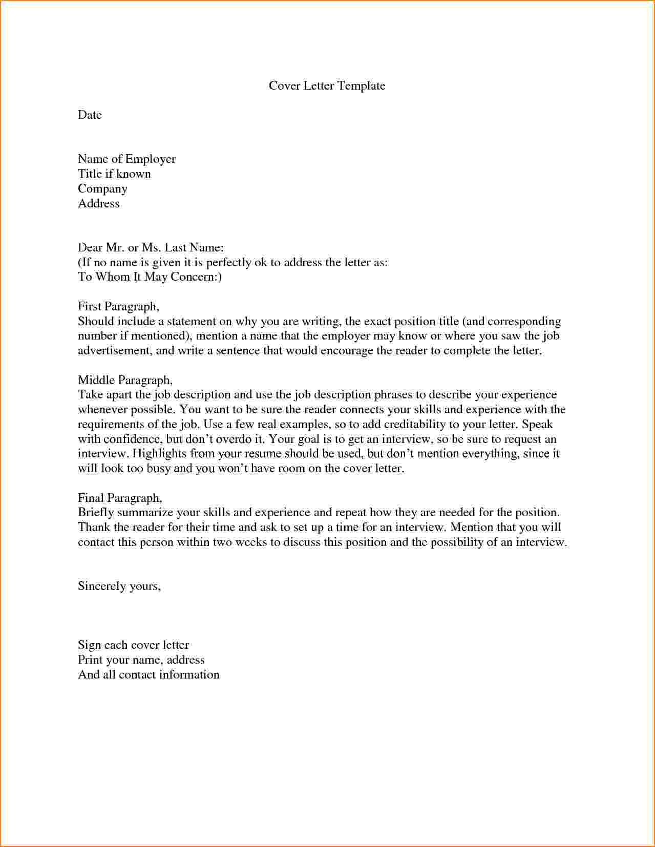 Cover Letter No Addressee from i.pinimg.com