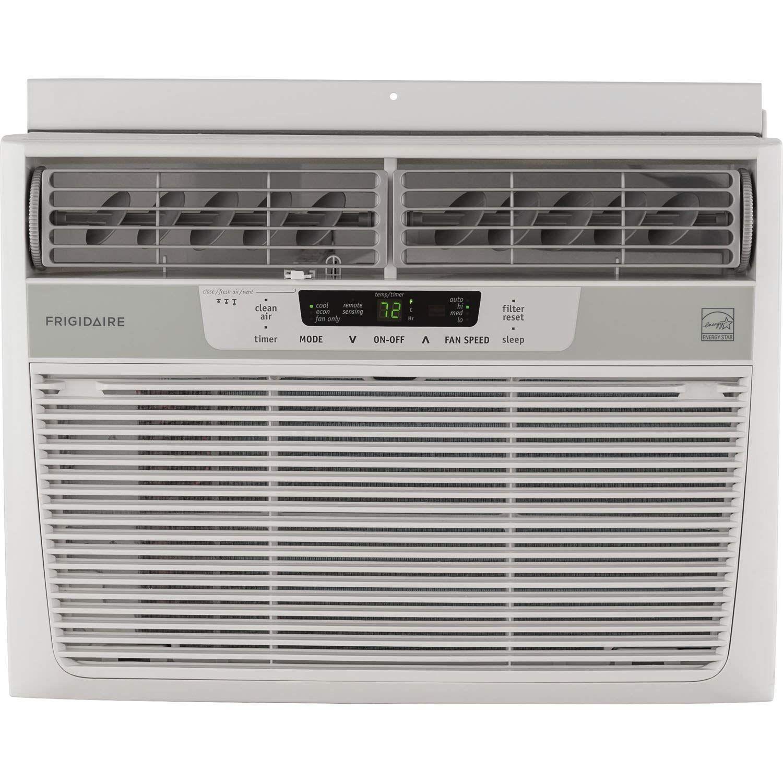 Frigidaire 10 000 Btu Compact Air Conditioner Best Window Air Conditioner Room Air Conditioner Window Air Conditioner