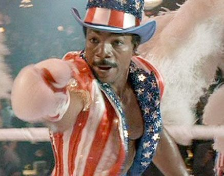 Image result for apollo creed america