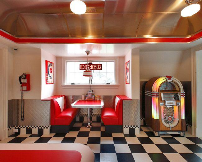 modern home design with retro flair - Retro 50s Home Design