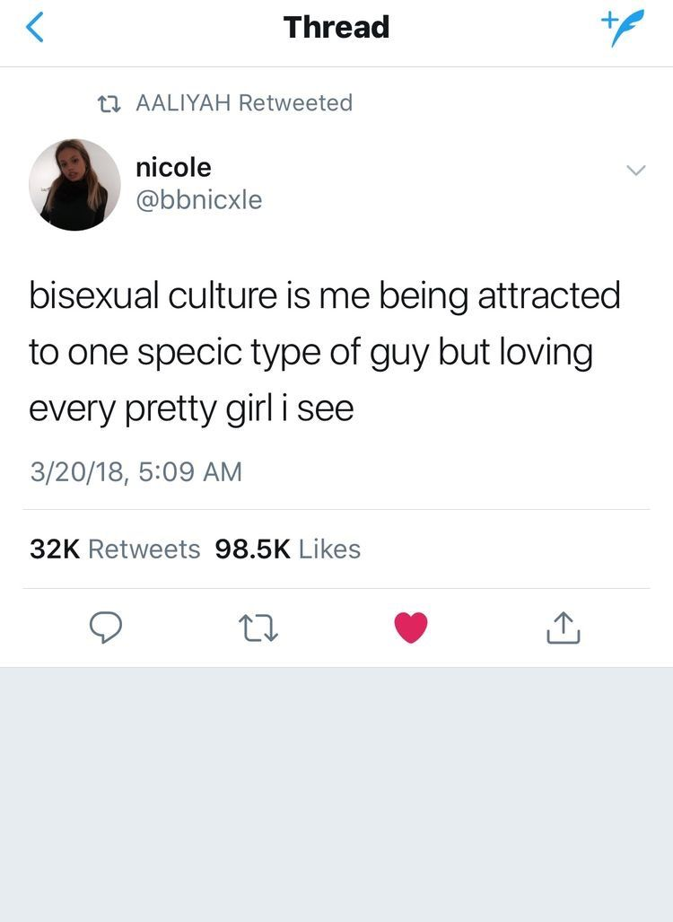 labeling myself bisexual Dont like