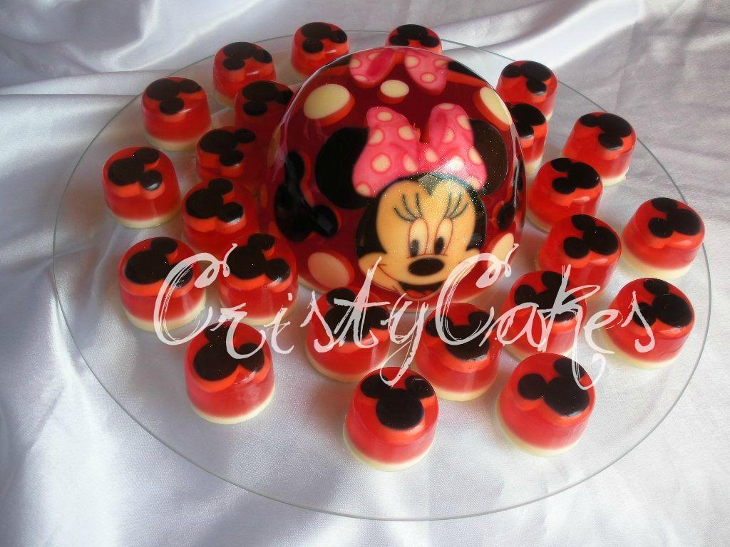 Para celebrarle el cumpleaños a Camila, le realizamos una lindo - Minnie Mouse Halloween Decorations
