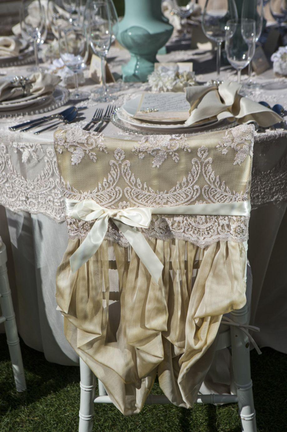 Fancy chair cover Wedding Reception Ideas Wedding