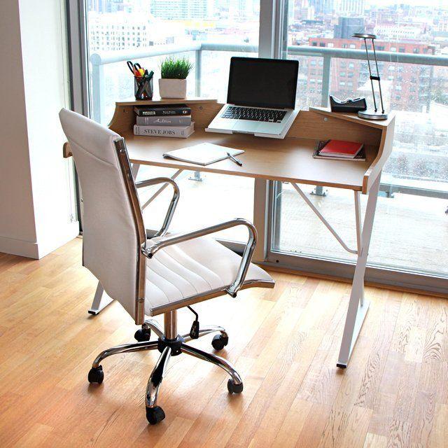 lumisource writing desk office study room pinterest desk