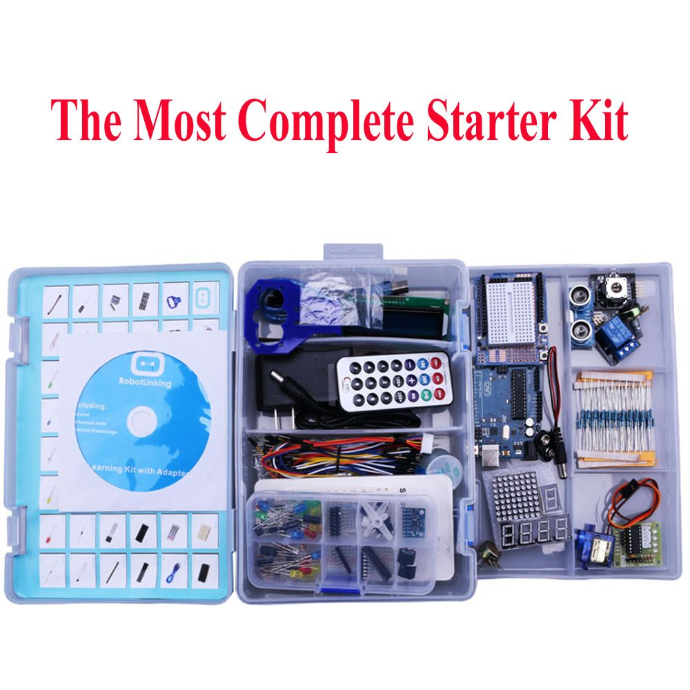 Elego uno project the most complete starter kit for arduino from china kit kits suppliers elego uno project the most complete starter kit for arduino uno nano with tutorial power supply servo stepper motor baditri Gallery