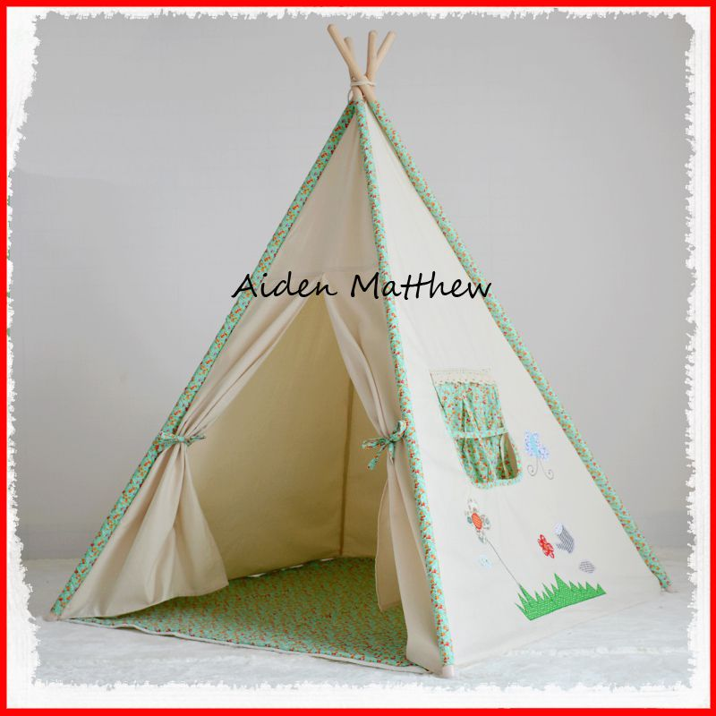 Type Plastic/Wooden Play HouseAge Range Yearsu003e 6 years oldu003e 8 years oldu003e 3 years oldu003c 3 years oldBrand Name Aiden M  sc 1 st  Pinterest & Free Shipping Foldable Kids Tent Teepee Tents For Sale For Sale ...