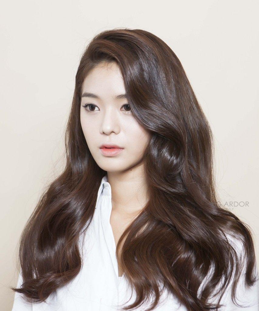 Classic Perm Hair Color Asian Asian Hair Korean Hair Color