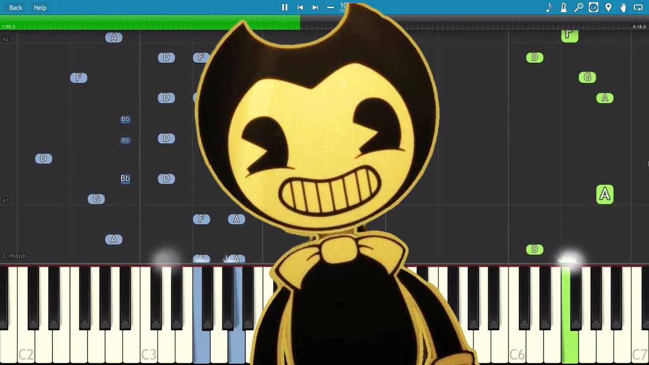 Bendy And The Ink Machine Song (Build Our Machine) DA ...