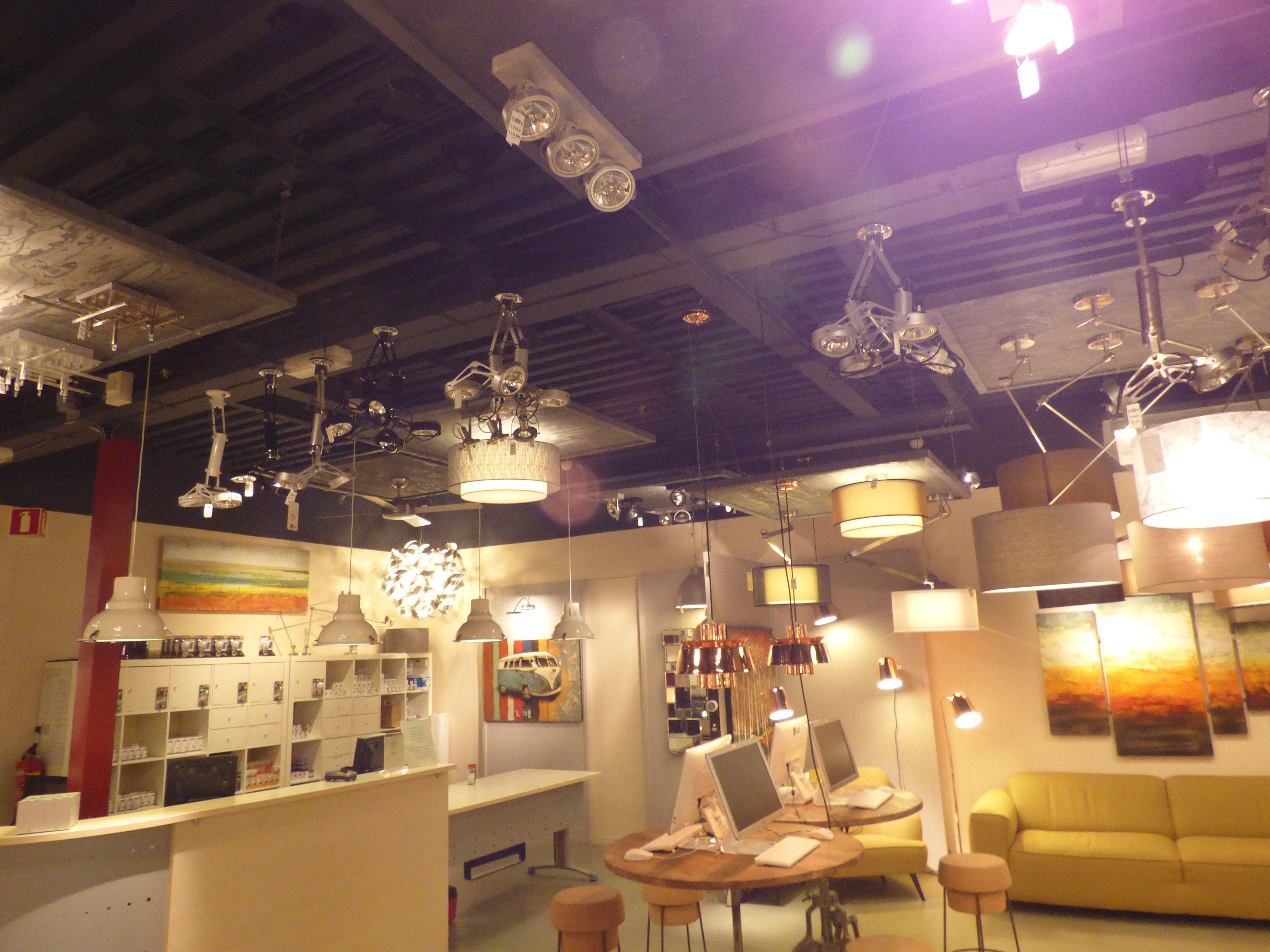 Spots . Plafondlamp en hanglampen . Voor woonkamer , keuken ...