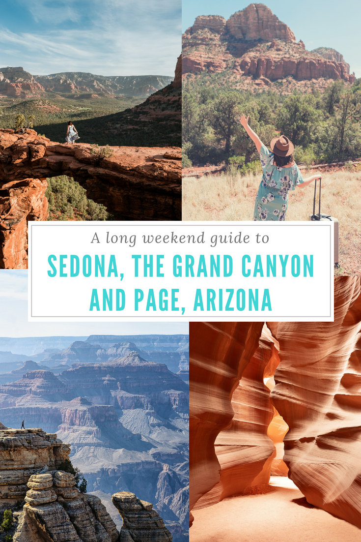 A Long Weekend in Sedona, the Grand Canyon and Page, Arizona - Norway to Nowhere