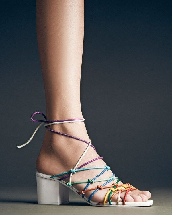 Our favourite shoe moments from the SS20 catwalks   Summer