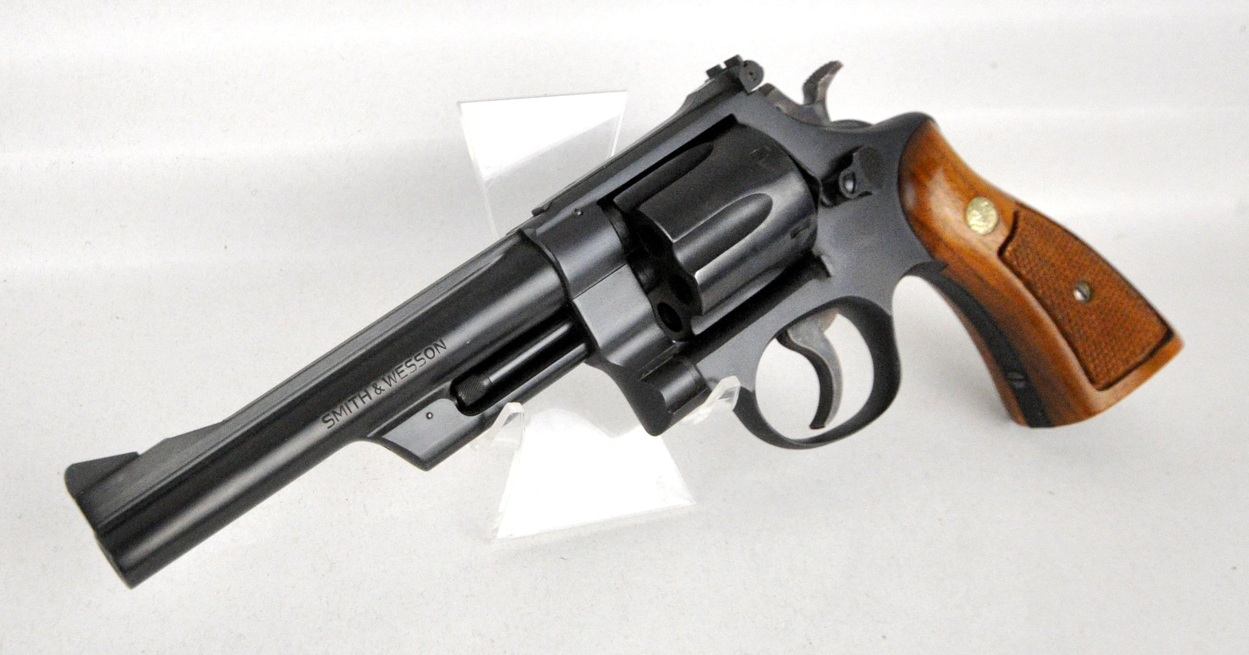 Smith & Wesson - Model 28-2 Highway Patrolman 357 mag - Picture 1 ...