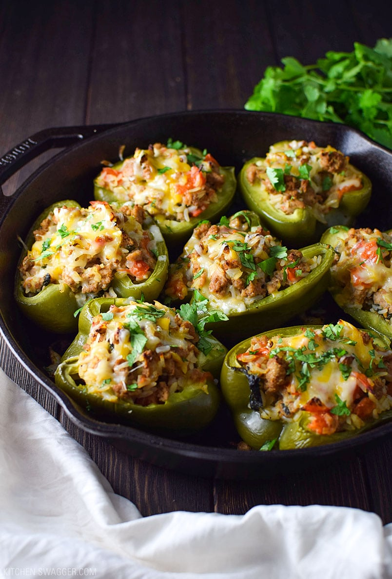 Ground Turkey Stuffed Peppers Recipe Stuffed Peppers Ground Turkey Stuffed Peppers Stuffed Peppers Healthy