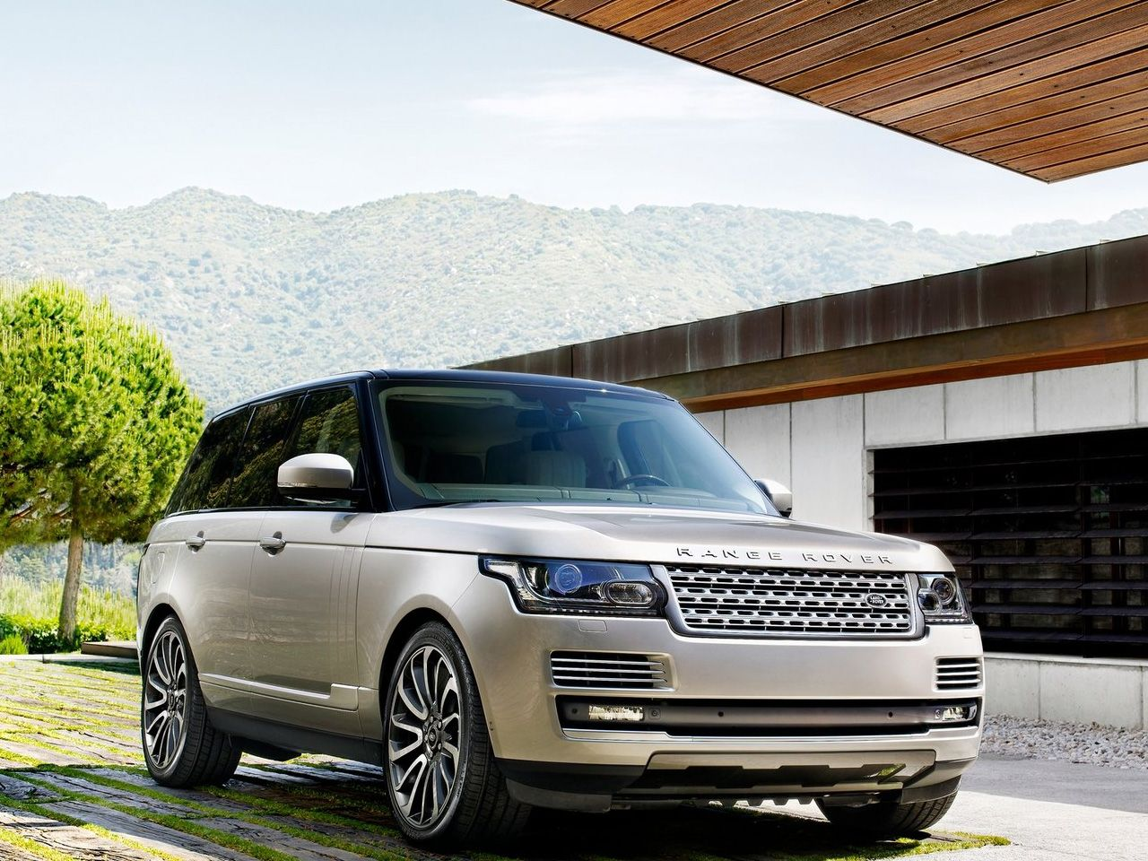 SouthwestEngines 2013 Land Rover Range Rover The new