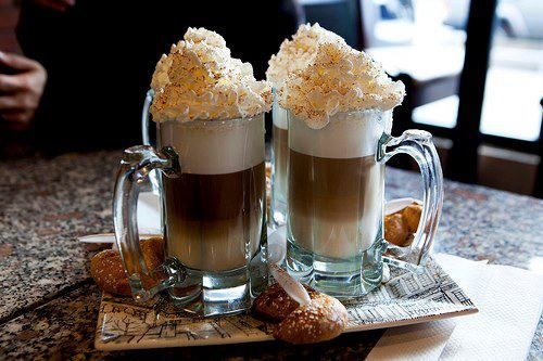 Coffee time delicious #latte #coffee
