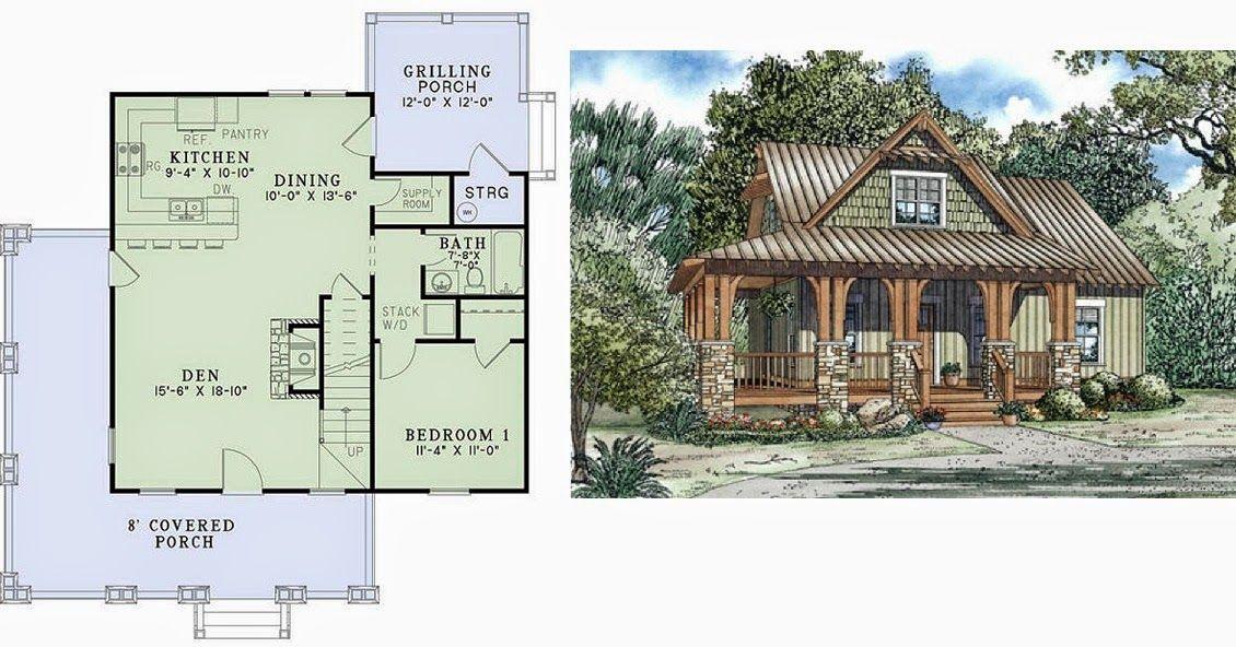 Planos casas de madera prefabricadas modelos de casas - Casas madera pequenas ...