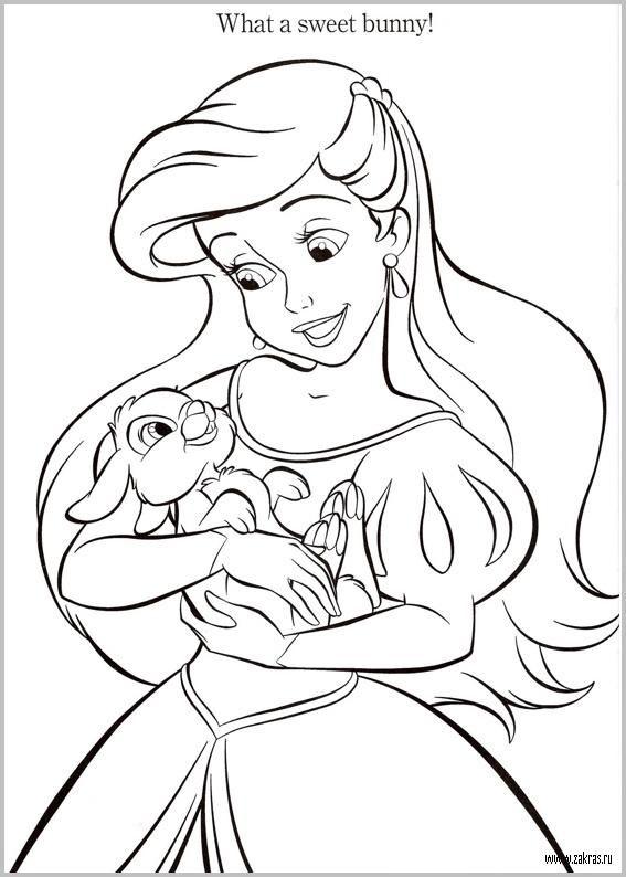 Принцессы Диснея Весна пришла! Пасха! (Disney Princess ...