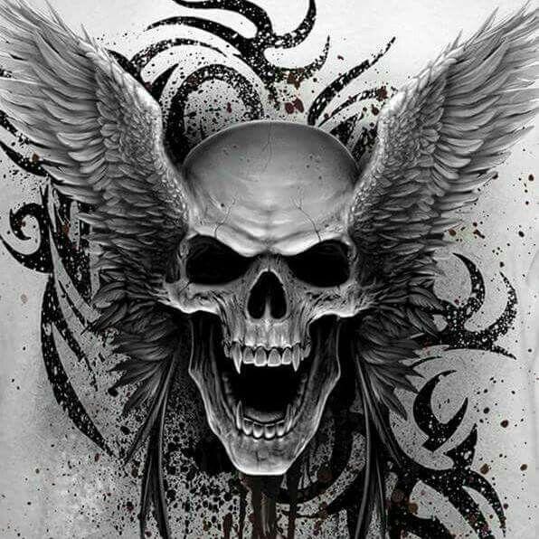 Skulls Skulls Drawing Skull Vampire Skull