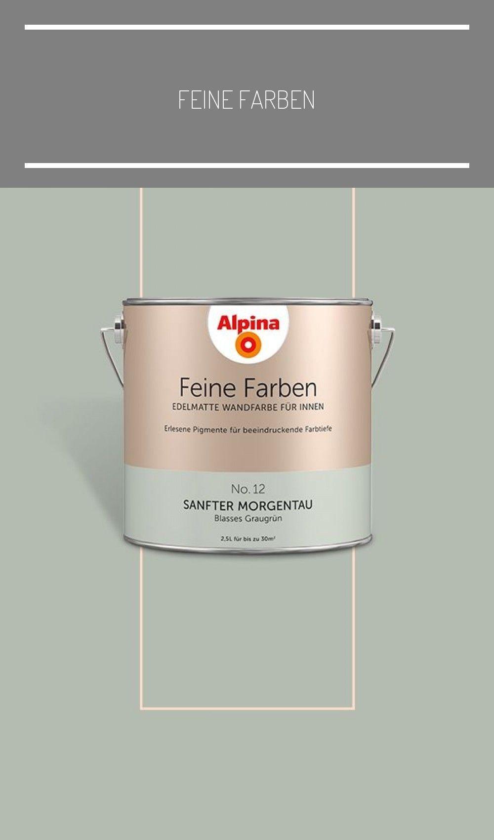 Erlesene Pigmente Sorgen Fur Unsere Alpina Feine Farben