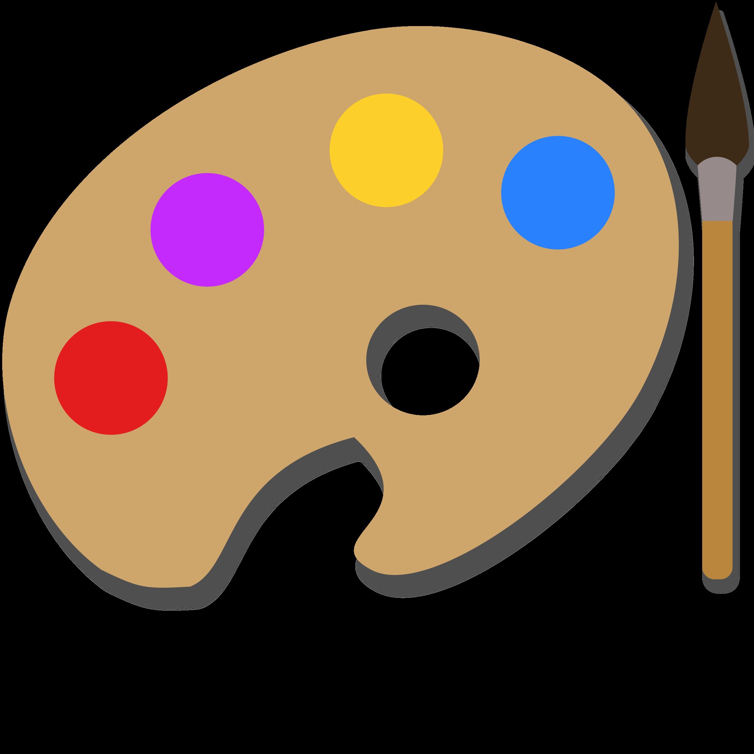 21+ Paint palette clipart png ideas in 2021