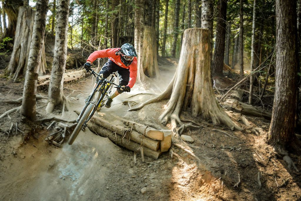 Lucas Brentano At Afternoon Delight In Whistler British Columbia