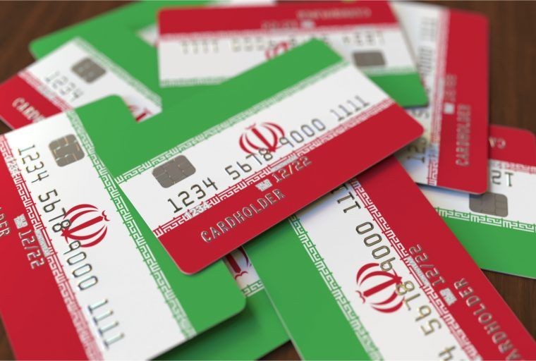 15 million debit cards exposed as iranian banks fall