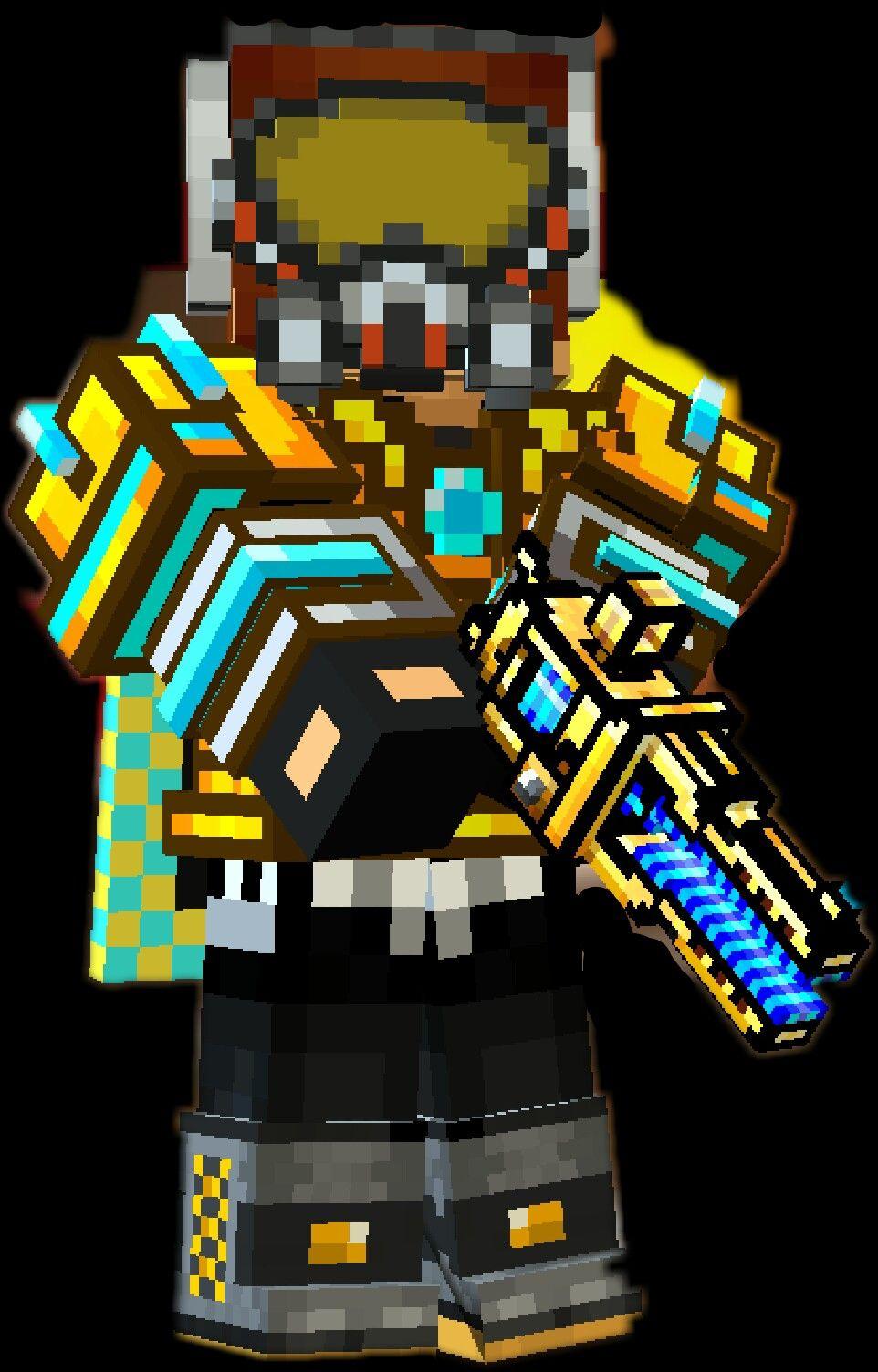 From pixel gun 3d | Sonickid gaming | Pinterest | Guns and 3d