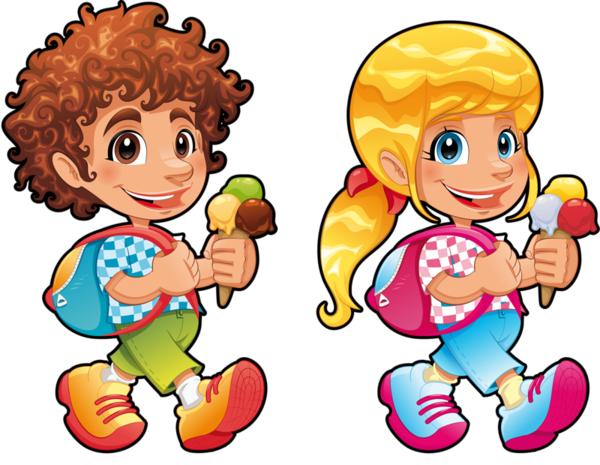 Personnages Page 99 Boy And Girl Best Friends Boy Or Girl Colorful Business Card