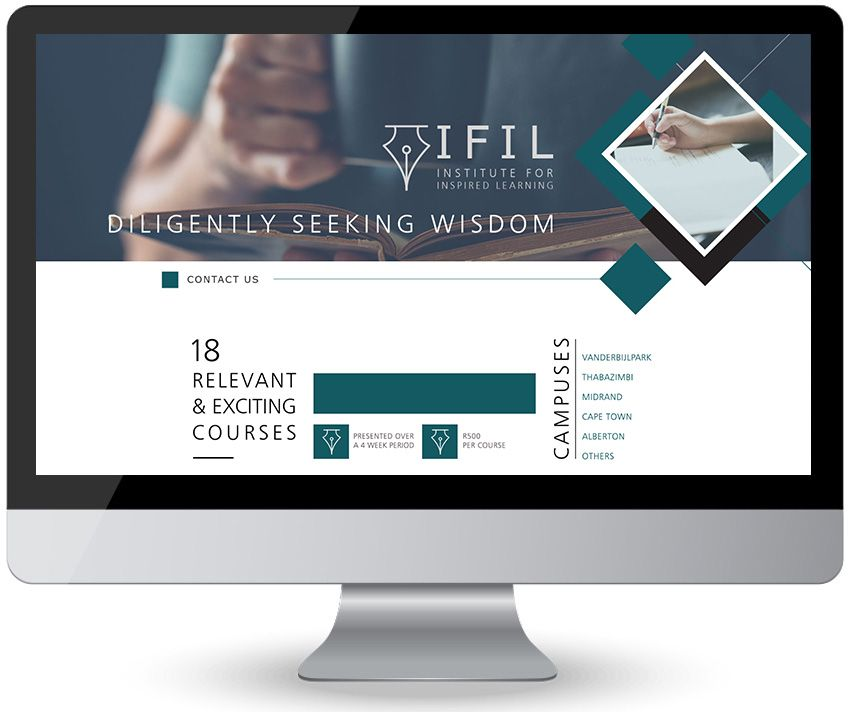 Graphic And Web Design Portfolio South Africa Results From 12 Portfolio Web Design