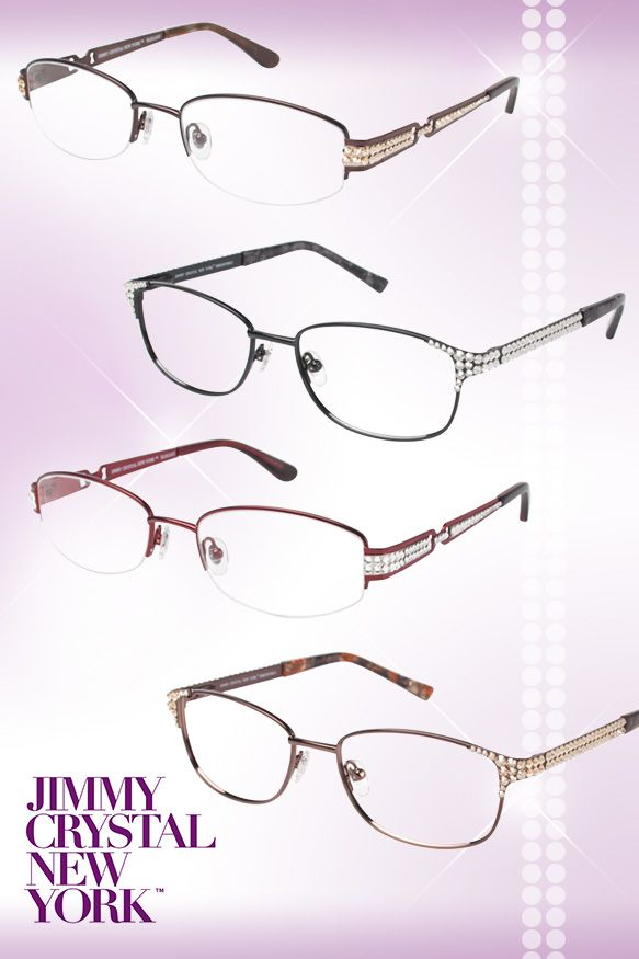 3e6fa1ac73ce Dazzle in Luxe Jimmy Crystal New York Glasses  http   eyecessorizeblog.com