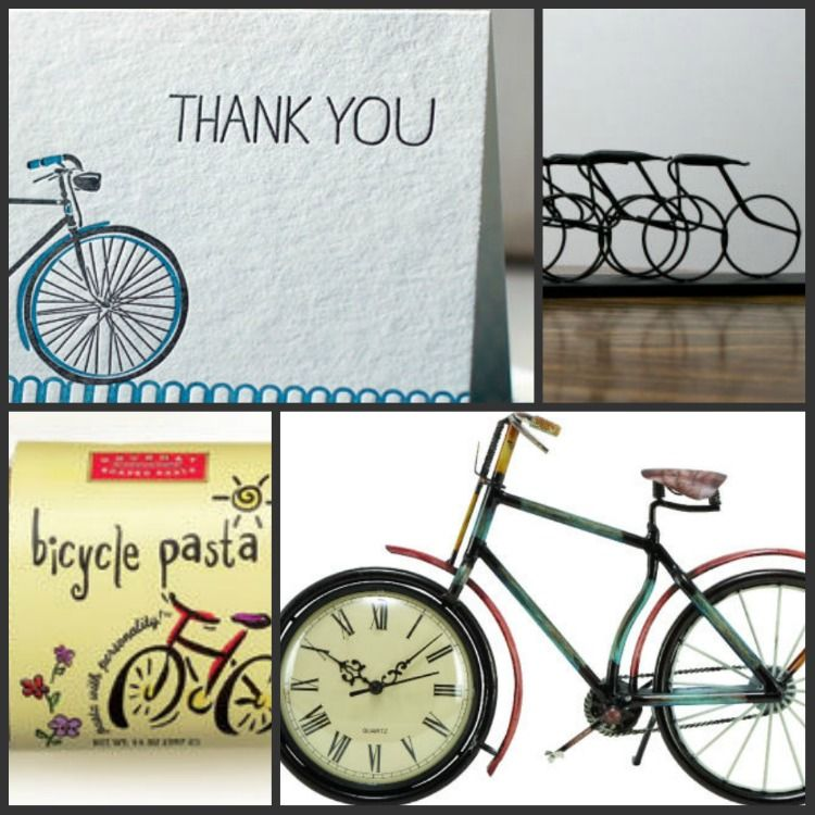 cute cycling / bike related gifts!