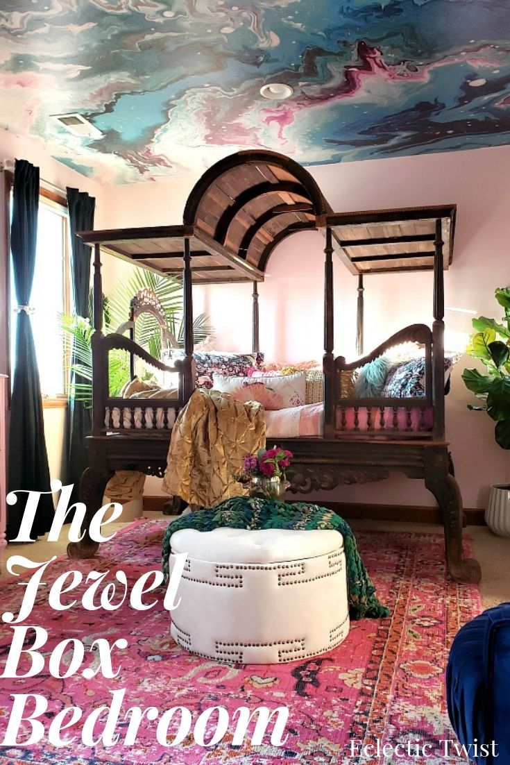The Jewel Box Bedroom Fit For A Queen With Images