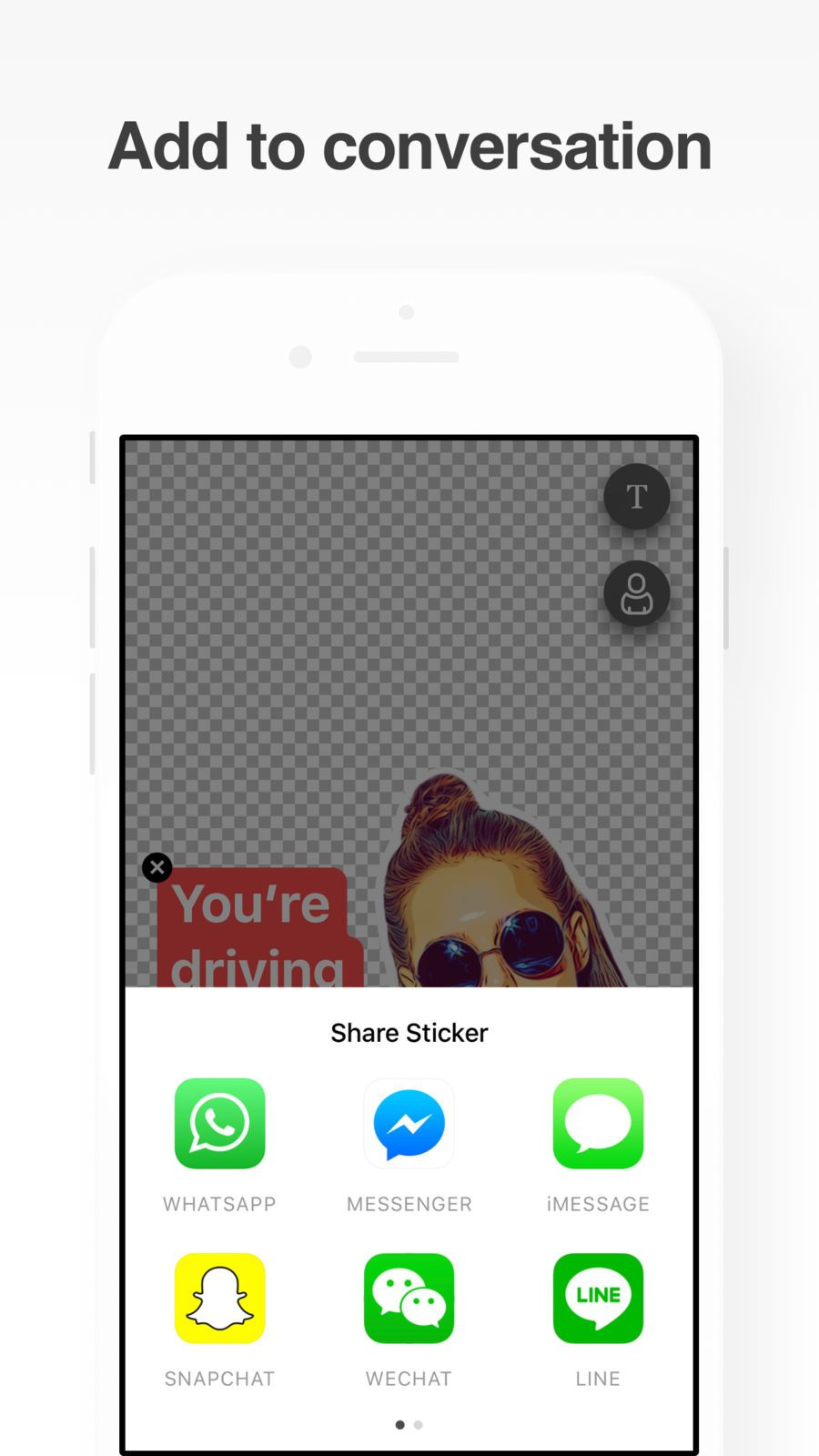 Sticky Ai Video Amp Ios Entertainment Sticky Imessage Learning