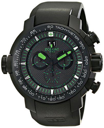 Zodiac ZMX Men's ZO8560 Special Ops Black Stainless Steel Watch with Rubber Band Zodiac http://www.amazon.com/dp/B00FC8J70E/ref=cm_sw_r_pi_dp_y83zwb140VWG7