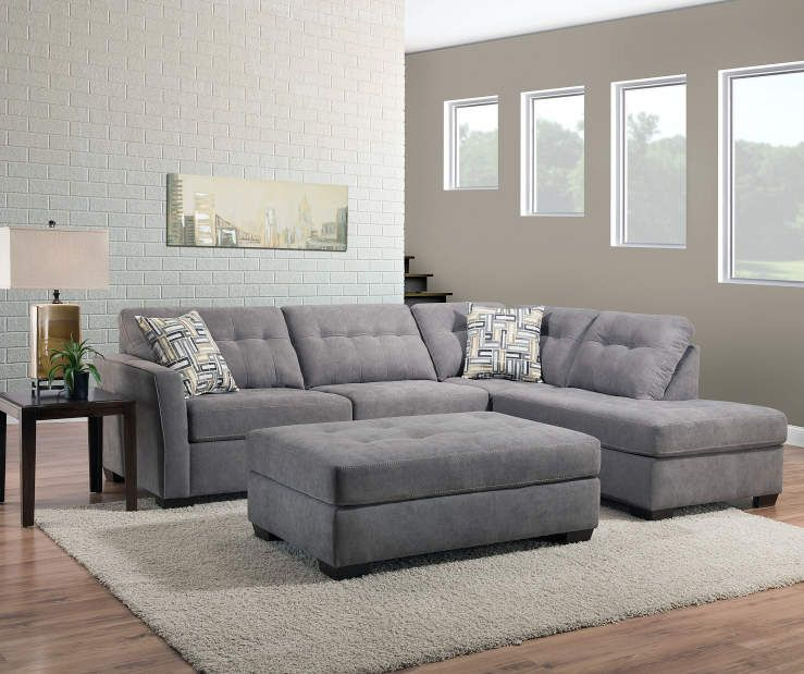 I Found A Simmons Pasadena Gray Living Room Collection At Lots For Less Find More